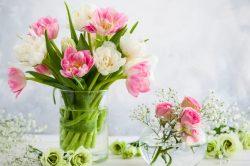 Stunning spring flower arrangement ideas