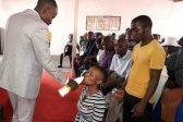 Infamous pastor makes congregants drink Jik