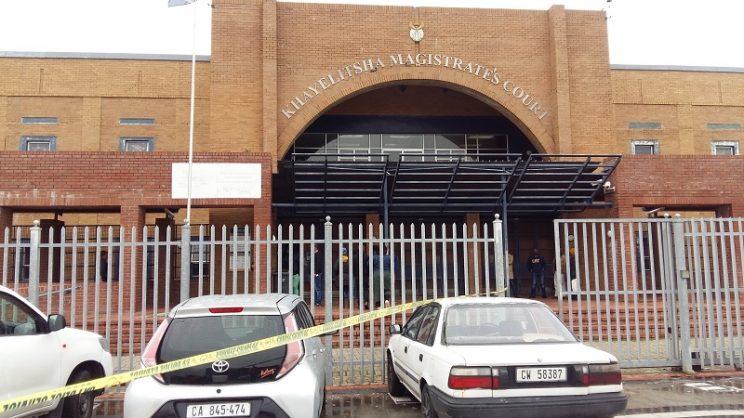 Khayelitsha Magistrate's Court. Picture: Phando Jikelo/ANA