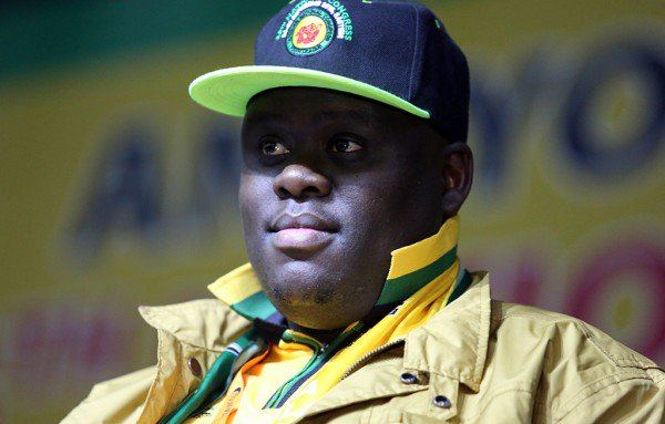 ANC Youth League secretary-general apologises to Malema for calling him corrupt