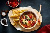 Recipe: Baked pizza dip