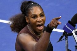 Serena eyes 'bigger and better things' after US Open drama
