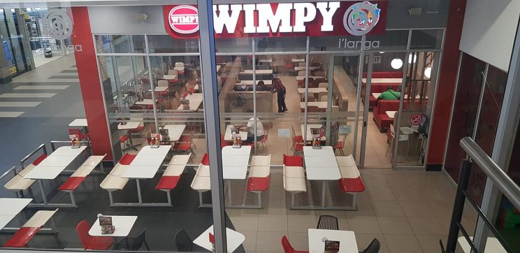 Wimpy in i'langa Mall. Image: Lowvelder