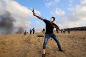 Israel's warplanes pound Gaza following rocket fire