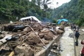 At least 10 dead in Indonesia floods and landslides