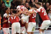 Arsenal players filmed using 'hippy crack'