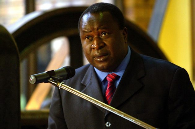 Finance Minister Tito Mboweni. Picture: ANA