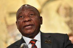 Ramaphosa sends condolences at struggle stalwart Mendi Msimang's death