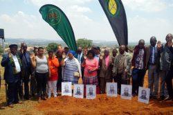 PICS: Remains of PAC's 'Cofimvaba 6' exhumed in Pretoria
