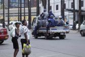 Zim police arrest protesters amid economic meltdown