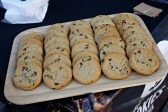 Teen gives classmates cookies baked with grandfather's ashes