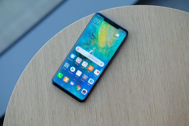 The Huawei Mate 20 Pro. Picture: Max Parker