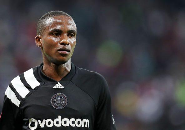 Thembinkosi Lorch of Orlando Pirates (Muzi Ntombela/BackpagePix)