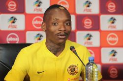 Chiefs star Billiat reacts to Nedbank Cup draw