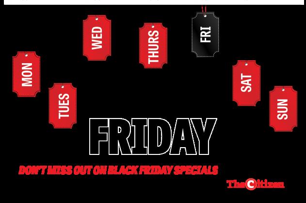 Black Friday 2018 kick-starts festive season shopping!