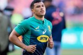 Papier hardly bummed out by lack of Springbok action