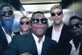 WATCH: Sharks star in dodgy Backstreet Boys video!