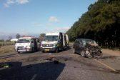 Twenty-six injured in Cape Town collision