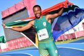SA's 100m Youth Olympic winner says he's no Usain Bolt