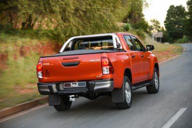 New Toyota Hilux Dakar is a tough beast