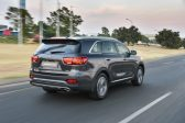 Refreshed KIA Sorento makes SA debut