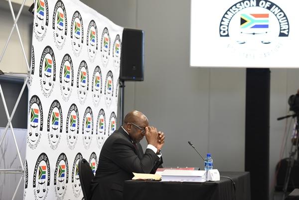Nene begs for SA's forgiveness after not disclosing Gupta meetings
