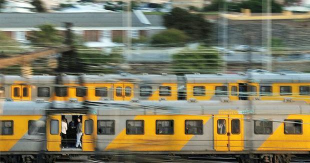 Empty train hijacked in KZN, taken for a joyride – report
