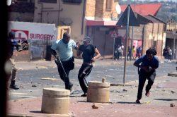 Westbury residents dodge death in gang turf war