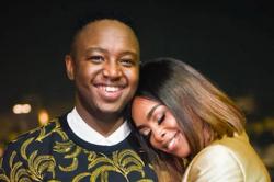 K Naomi puts DJ Shimza on blast for 'breaking' her
