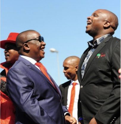 EFF won't suspend Shivambu over VBS allegations – Malema
