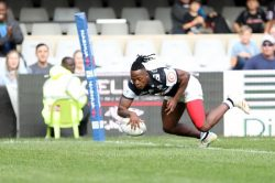Sharks come out top in wild ride at Kings Park
