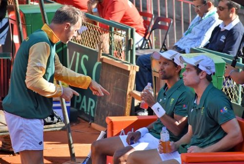 SA team tumble towards relegation in Davis Cup