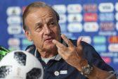 Nigeria coach backs Bafana to qualify for Afcon 2019