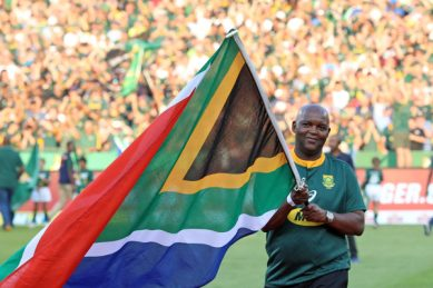 Pitso wishes Boks and Kolisi well for Rugby World Cup