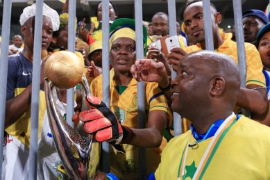 It's not easy to win Caf Champions League – Pitso