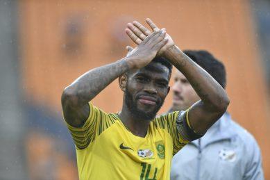Big concern over Bafana defenders