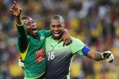 Itumeleng Khune back in Bafana Bafana squad
