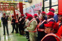 SA automotive sector remains successful despite difficult economic climate