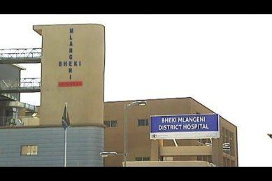 Bheki Mlangeni Hospital CEO transferred amid misconduct fiasco