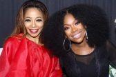 WATCH: Brandy praises 'amazing' Kelly Khumalo