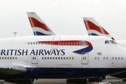British Airways starts new London-Joburg services