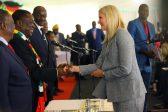 Why Mnangagwa has wooed Zimbabwe's white sports heroes