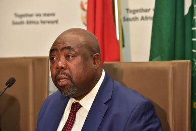 Minister Thulas Nxesi tests positive for Covid-19