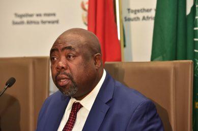 Nehawu Mpumalanga slams Nxesi's 'misleading' non-compliance claims of safety measures