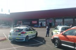 Alleged armed robbery at Randfontein shopping centre