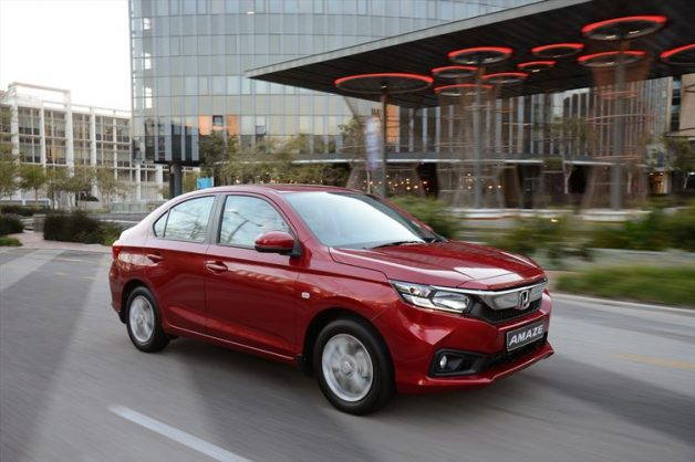 DRIVEN: Lack of oomph in Honda Amaze is not so amazing