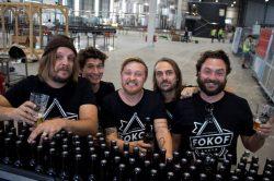 Fokofpolisiekar: New music, new Fokof Lager box