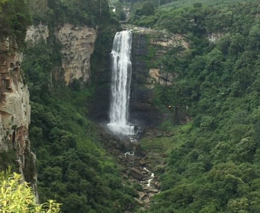 Karkloof Falls. Image: Twitter/@RichardLoveday1