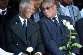 WATCH: Thabo Mbeki's brother praises apartheid minister Pik Botha
