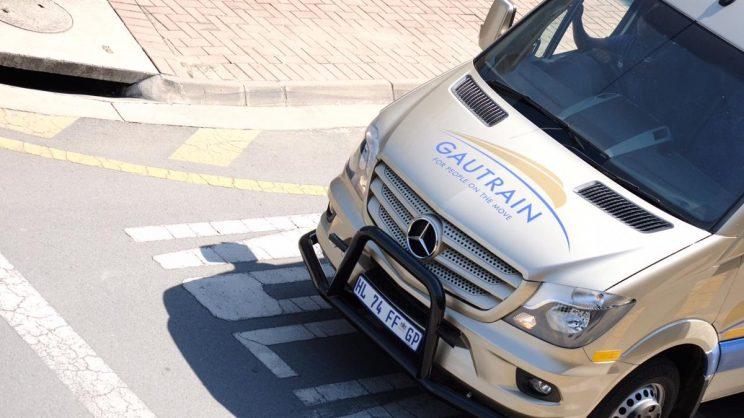 A Gautrain midibus. Image: Twitter/@GautrainLinks